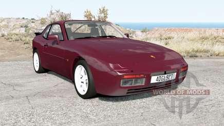 Porsche 944 Turbo S 1988 для BeamNG Drive