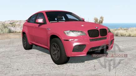 BMW X6 M (E71) 2010 для BeamNG Drive