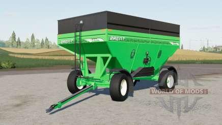 Brent 644 для Farming Simulator 2017