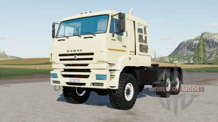 КамАЗ-65226 для Farming Simulator 2017