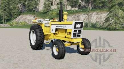 Minneapolis-Moline G1355 для Farming Simulator 2017