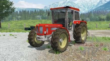 Schluter Super 1250 VⱢ для Farming Simulator 2013