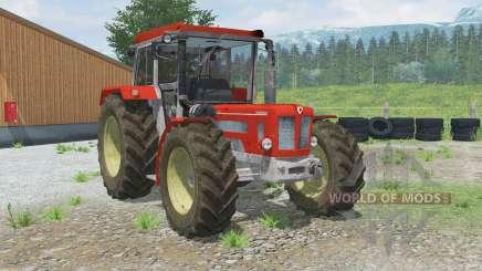 Schluter Super 1500 TVⱢ для Farming Simulator 2013