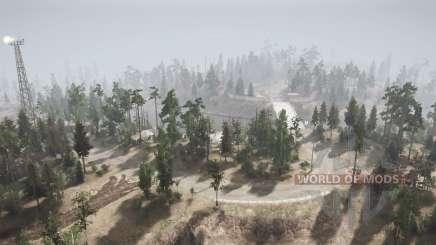 Forest Harvesting для MudRunner