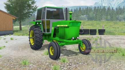 John Deere 40Ձ0 для Farming Simulator 2013