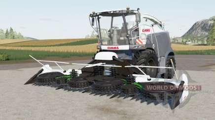 Claas Jaguar 900 для Farming Simulator 2017