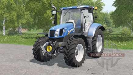 New Holland T6-serieʂ для Farming Simulator 2017