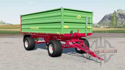 Strautmann SZK 80Զ для Farming Simulator 2017