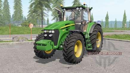 John Deere 7030-serieᵴ для Farming Simulator 2017