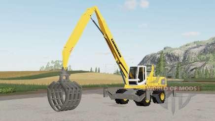 Liebherr LH 40 для Farming Simulator 2017