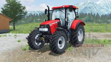 Case IH Maxxum 130 CVX для Farming Simulator 2013