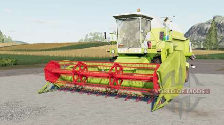 Claas Dominatoᵲ 106 для Farming Simulator 2017