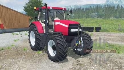 Case IH Maxxum 1Ꝝ0 для Farming Simulator 2013