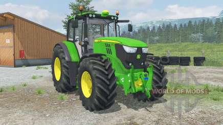 John Deere 6170M для Farming Simulator 2013