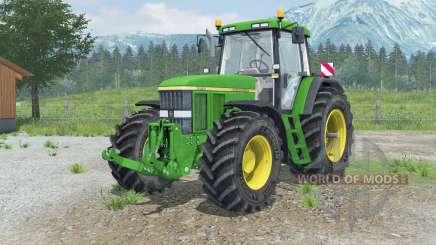 John Deerꬴ 7810 для Farming Simulator 2013
