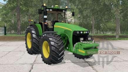 John Deere 85೩0 для Farming Simulator 2015