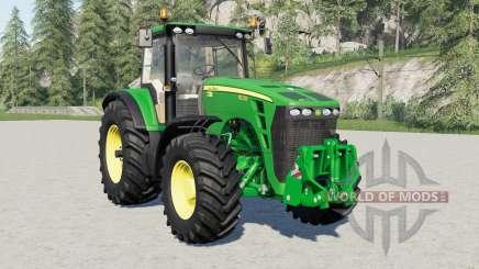 John Deere 8030-serieᵴ для Farming Simulator 2017