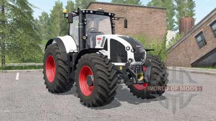 Claas Axioᵰ 900 для Farming Simulator 2017