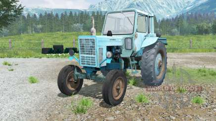 МТЗ-80Л Беларуꞔ для Farming Simulator 2013