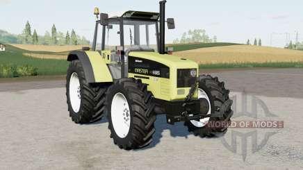 Hurlimann H-6165 Master v1.1 для Farming Simulator 2017