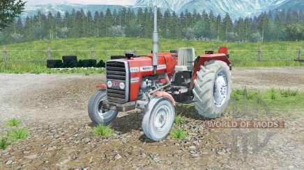 Massey Ferguson 25ƽ для Farming Simulator 2013