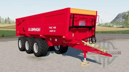 La Campagne 76-32 для Farming Simulator 2017