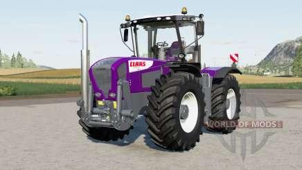 Claas Xerion 3800 Trac VꞆ для Farming Simulator 2017