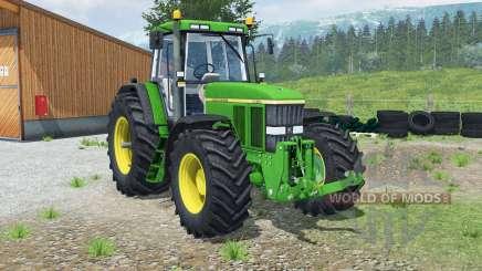 John Deerᶒ 7810 для Farming Simulator 2013