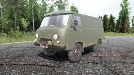 УАЗ-452 для MudRunner