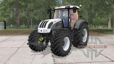Steyr 6230 CVŦ для Farming Simulator 2015