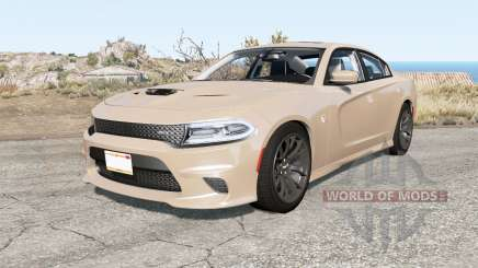 Dodge Charger SRT Hellcat (LD) 2015 для BeamNG Drive