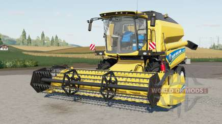 New Holland TCƽ.90 для Farming Simulator 2017