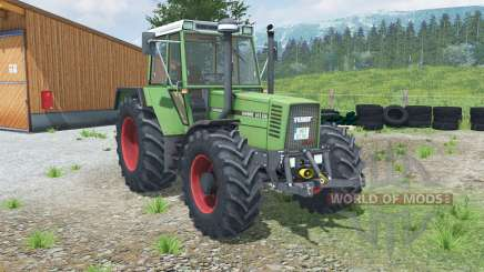 Fendt Favorit 615 LSA Turbomatik Є для Farming Simulator 2013