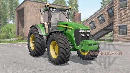 John Deere 7030-serieᶊ для Farming Simulator 2017