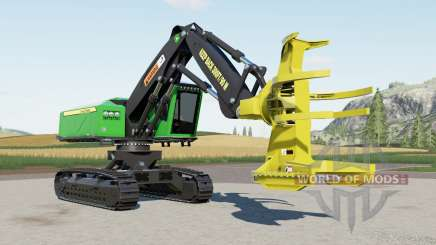 John Deere 959M v1.0.1 для Farming Simulator 2017