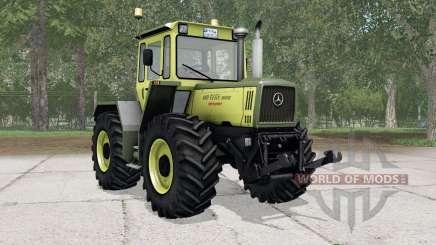 Mercedes-Benz Trac 1800 Intercooleᵲ для Farming Simulator 2015