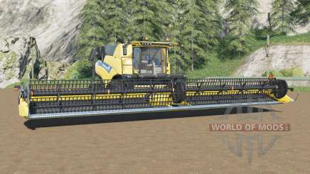 New Holland CR10.90 Revelation U.S. для Farming Simulator 2017