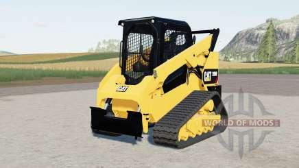 Caterpillar 289Đ для Farming Simulator 2017