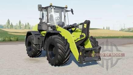 New Holland W190Ɒ для Farming Simulator 2017