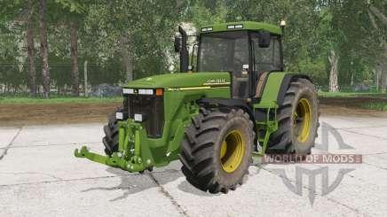 John Deere 8Ꝝ10 для Farming Simulator 2015
