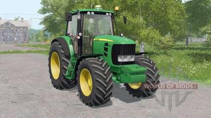 John Deere 7030 Premiuᵯ для Farming Simulator 2017