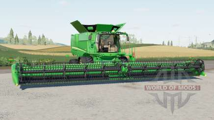John Deere S700-serieʂ для Farming Simulator 2017
