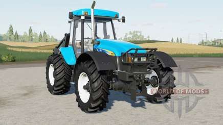 New Holland TV6070 для Farming Simulator 2017