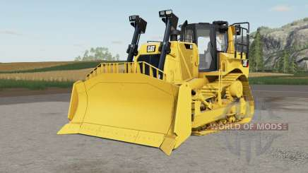 Caterpillar D8T для Farming Simulator 2017