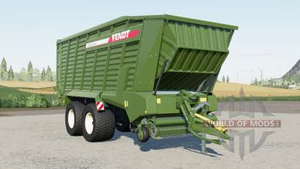 Fendt Tigo XR 75 Ɗ для Farming Simulator 2017