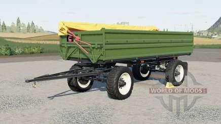 Fortschritt HꝠ 80 для Farming Simulator 2017