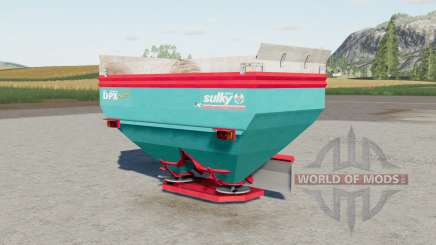 Sulky DPX expert для Farming Simulator 2017