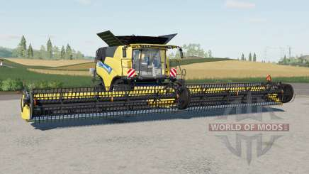 New Holland CR10.90 Revelation SmartTrax для Farming Simulator 2017