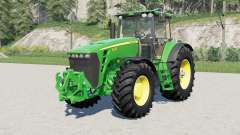John Deere 8030-serieᶊ для Farming Simulator 2017