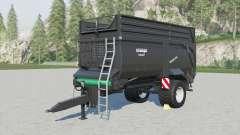 Krampe Bandit 5ⴝ0 для Farming Simulator 2017